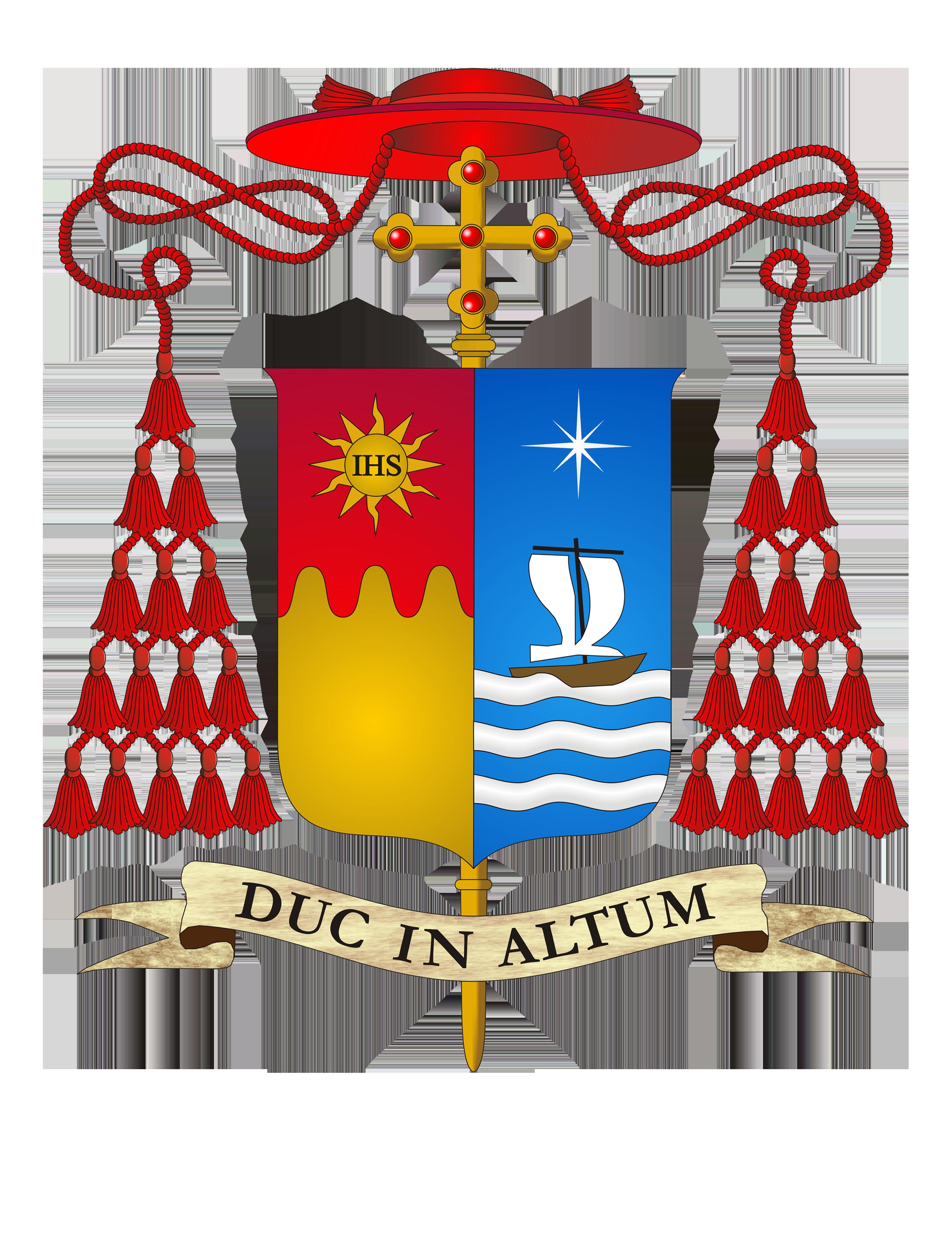 cardinal coat of arms S