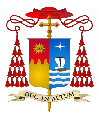 cardinal coat of arms S